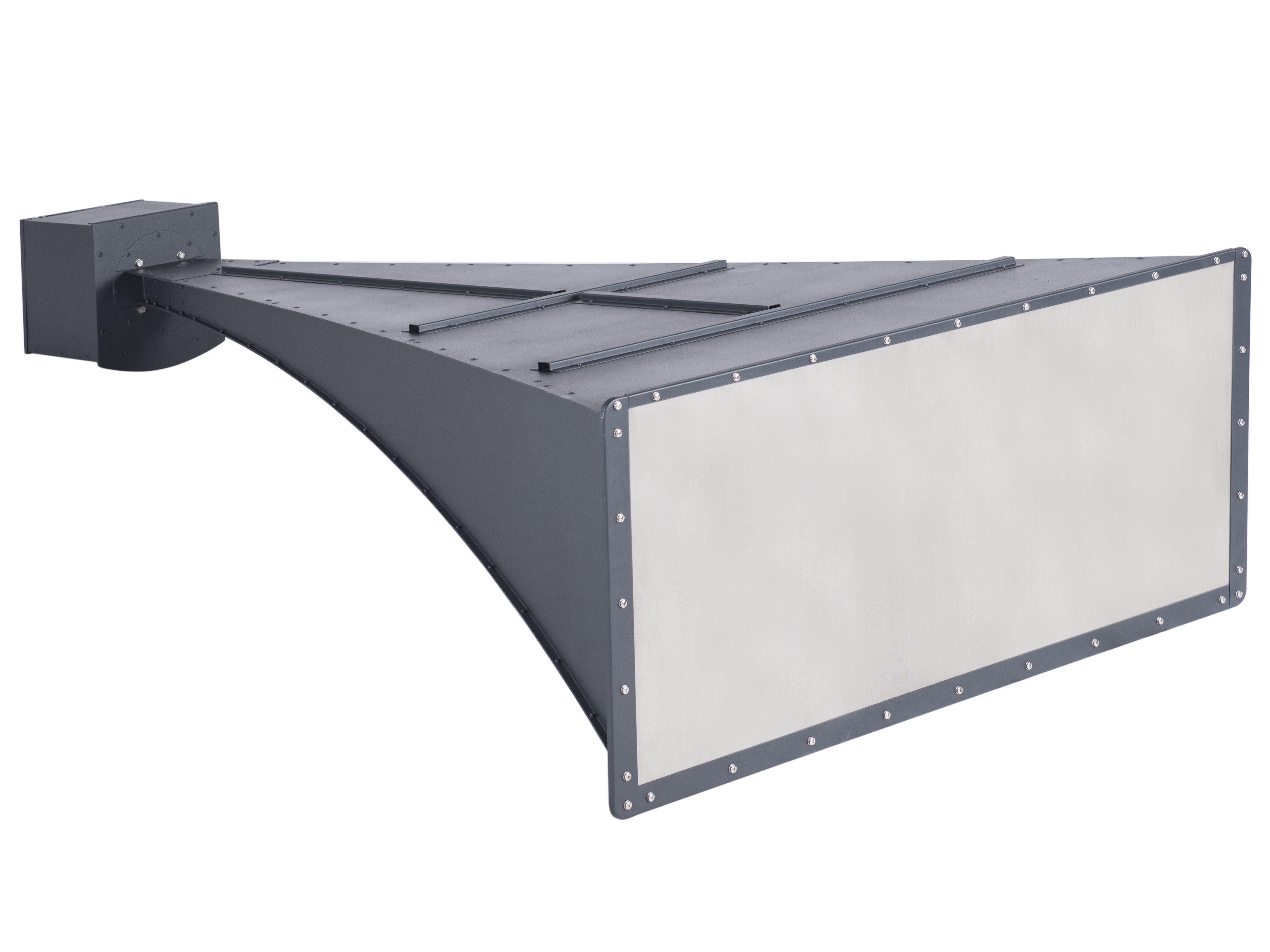 Highly Directional Tunnel Loudspeaker ABTTNL Horn Speakers - Abt speakers