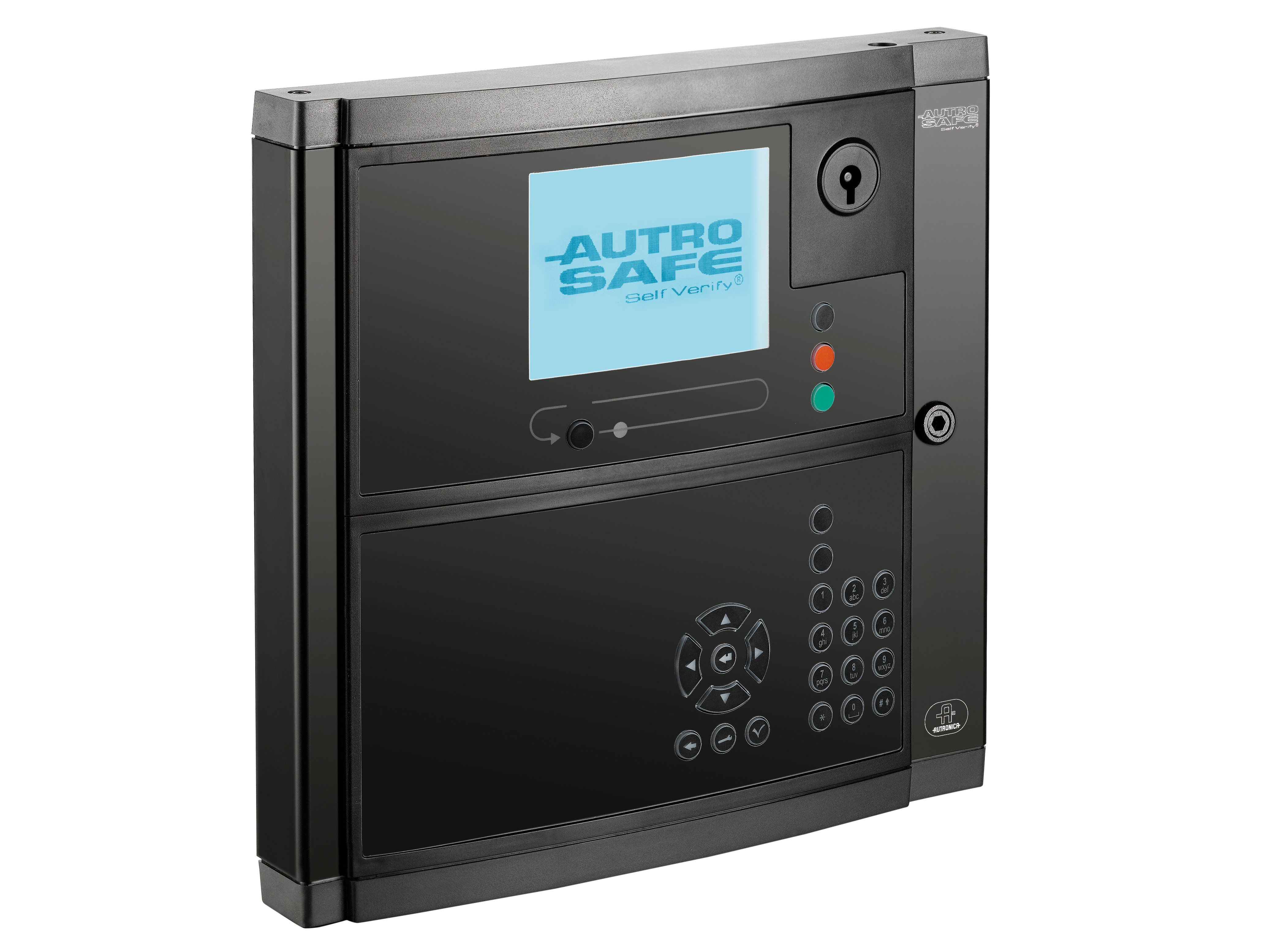 Autrosafe 4 Fire Detection System Fire And Gas Detection