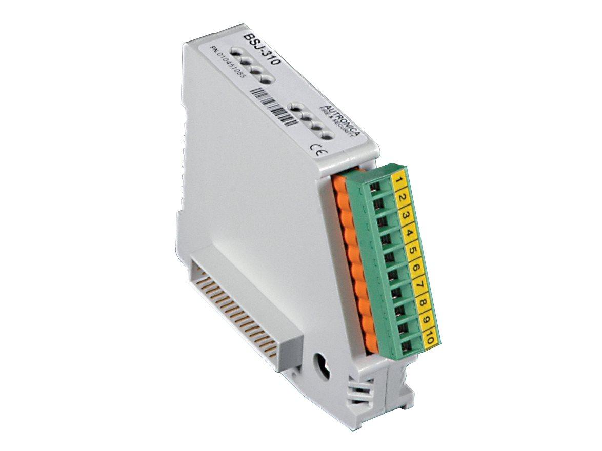 Output Module Bsj 310 Autrosafe Modules Fire And Gas Detection Metal Detector